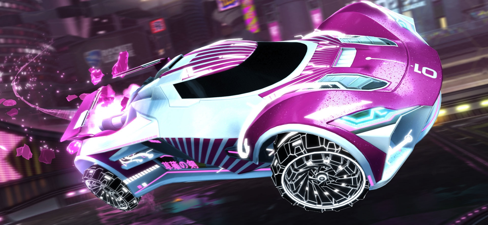 Rocket League - Psyonix