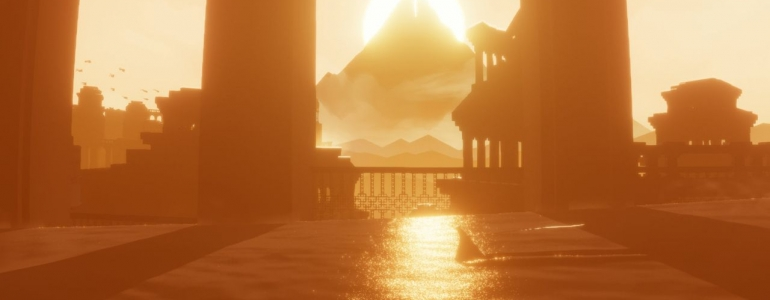 Journey - Thatgamecompagny - Sony Computer Entertainment